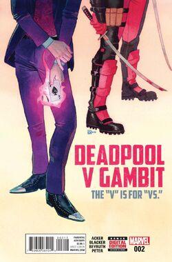 Deadpool v Gambit Vol. 1 -2