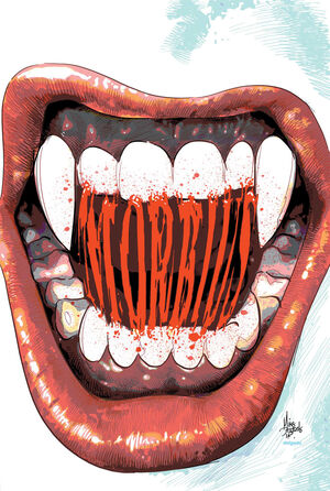 Morbius The Living Vampire Vol. 2 -2
