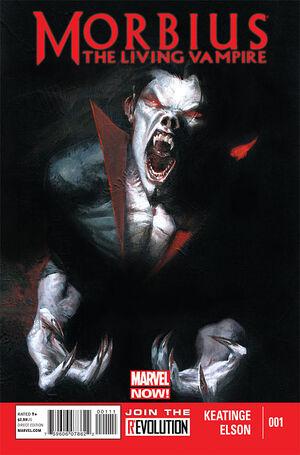 Morbius the Living Vampire Vol. 2 -1