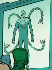 Superior Octopus suit design blueprints
