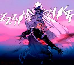Doom mata a Strange
