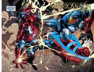American Son vs Iron Patroit