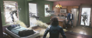 Bucky's Apartment Concept Art 1