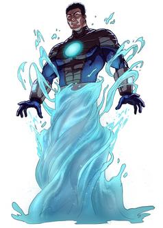 Hydro-Man poderes