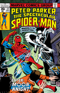 Peter Parker, The Spectacular Spider-Man Vol 1 22