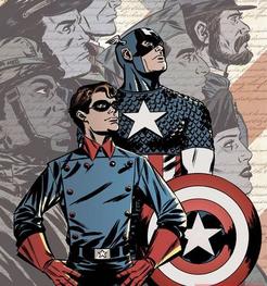 Cap y Bucky