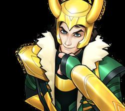 Loki Laufeyson (Earth-TRN562)
