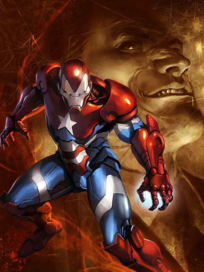 Norman Iron Patriot
