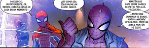 Spider-Punk regresa a su mundo