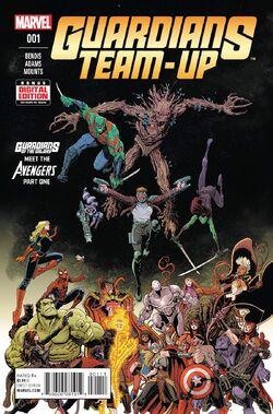 Guardians Team-Up Vol. 1 -1