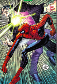 Morlun vs Spider-Man