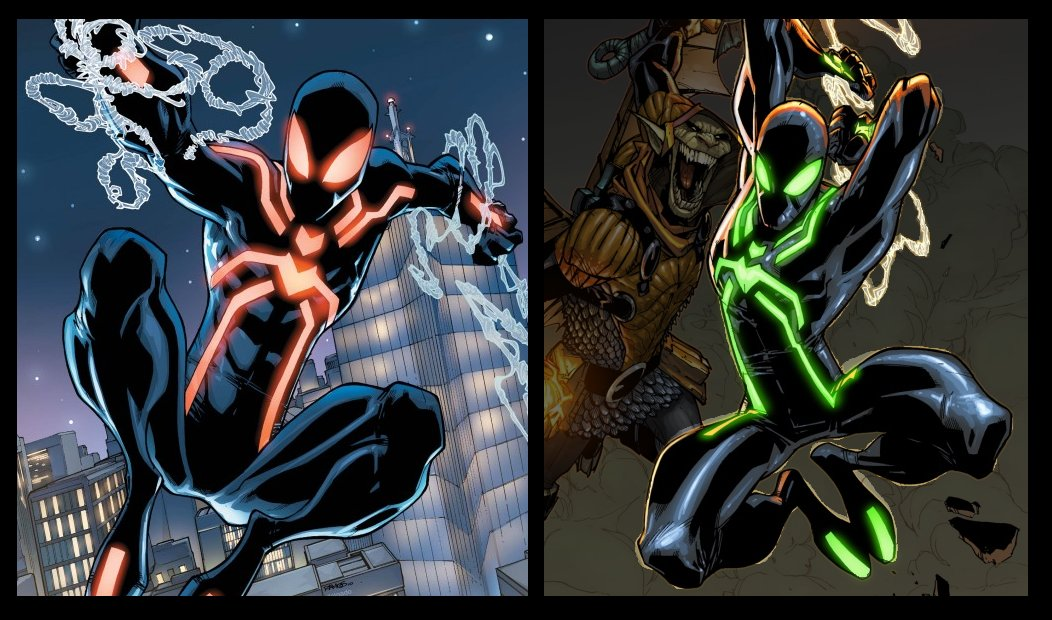 826660d6 Stealth Costume | Spider-Man Wiki | FANDOM powered by Wikia