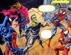 Spiderman y la saga del Clon