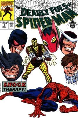 The Deadly Foes of Spider-Man Vol 1 3