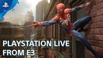 Marvel's Spider-Man - PS4 Details E3 2017