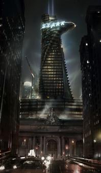 Torre Stark pelicula