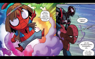 Ultimate TV & Miles Morales