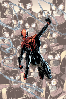 Superior Spider-Man Suit version 2.0