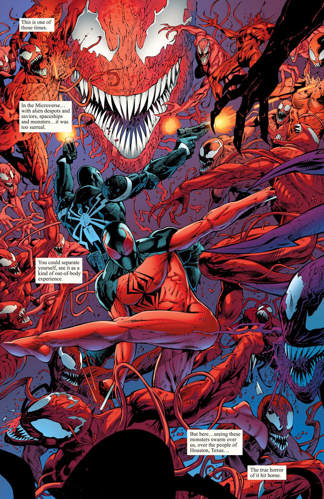 Cletus Kasady (Tierra-616) | Spider-Man Wiki | FANDOM powered by Wikia