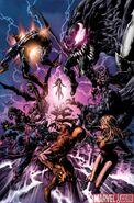 Morgan Le Fay vs The Dark Avengers