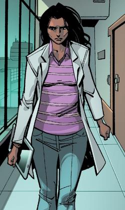 Sajani Jaffrey (Earth-616) from Amazing Spider-Man Vol 4 1 001