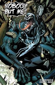 Mania (Klyntar) (Earth-616) and Lee Price (Earth-616) from Venom Vol 1 160