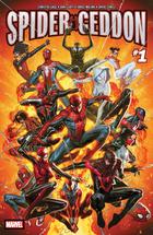Spider-Geddon Vol 1 1