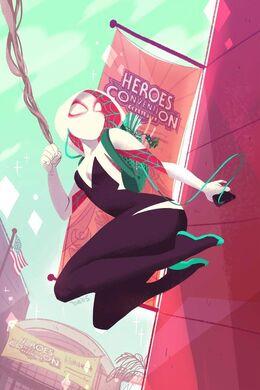 Spider-Gwen Vol 2 19 Textless