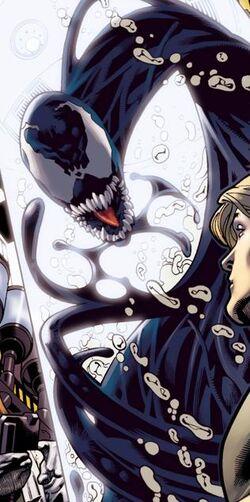 Venom Symbiote 01