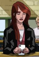 Mary Jane Watson Ultimate Spider-Man For Your Eye Only