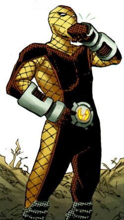 Herman Schultz (Earth-616)