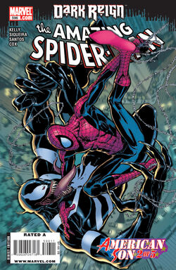 Amazing Spider-Man Vol 1 596