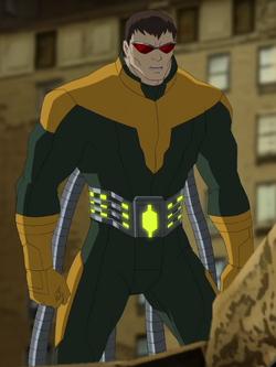 Otto Octavius (Earth-12041) from Ultimate Spider-Man Season 4 Episode 25 001