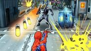 Spider-Man Unlimited Monster Spiders and Silver Sable