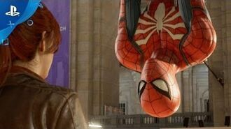 """SPIDER-MAN PS4 NEW Teaser Trailer HD """"This is my chance"""" (2018) PlayStation Game Action"""
