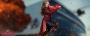 Civil War Scarlet Witch banner