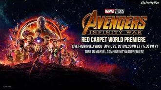 Marvel Studios' Avengers Infinity War - Red Carpet World Premiere
