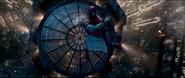 Spider-man y Gwen caen 1