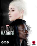 Marvel's Cloak & Dagger poster 03