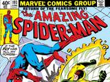 Amazing Spider-Man Vol 1 193