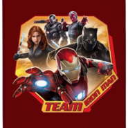 Civil War - Cuadro Team Iron Man