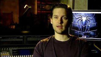 Spider-Man 3 The Video Game - Behind the Scenes with Tobey Maguire (HD)