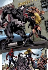 Venom derrota