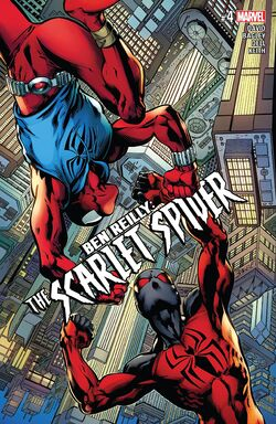Ben Reilly Scarlet Spider Vol. 1 -4