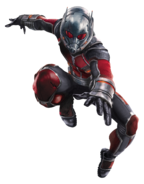 Civil War Ant-man Char art 2