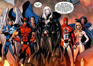 Dark X-Men (Earth-616)