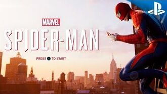 Marvel's Spider-Man – Gameplay E3 2018 – PS4