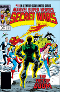 Marvel Super Heroes Secret Wars Vol 1 11