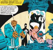015 Eddie Brock & the Symbiote Contained