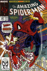 Amazing Spider-Man Vol 1 327